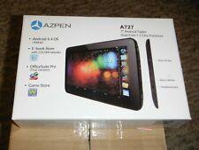 "Azpen A727, 7"" Android Tablet, Dual Core, 1.5GZ Processor"