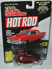 Racing Champions #21 - 1932 FORD COUPE  - 1:54 Hot Rod Magazine