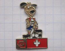 Fuji/scelta, Mondiali calcio 94 USA/Striker/Svizzera... SPORT/foto pin (105a)