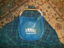 Vintage GILL DISCUS SET W/ Blazer Carry Bag TRACK & FIELD COLLECTORS Rare !