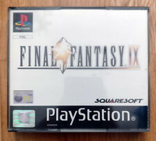 Final Fantasy IX BLACK LABEL PS1 PAL  *Excellent condition*