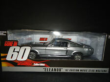Luz Verde Ford Mustang Eleanor 1967 Gone in 60 Seconds 1/18 Edición Limitada
