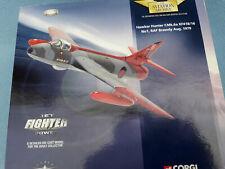 Corgi Aviation Archive - Hawker Hunter - RAF Brawdy - Ltd Ed - 1:72.