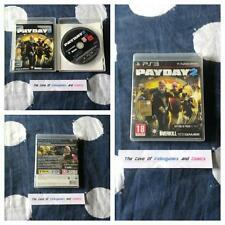 PAYDAY 2 PS3 PAL ITA
