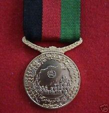 Medaglia Afghana Merito Loya Jirga  Nato Otan Onu Afghanistan UN carabinieri EI