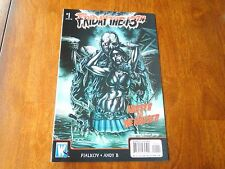 FRIDAY THE 13TH #1 Abuser & the Abused (2008) DC Wildstorm JASON VOORHEES VFN+