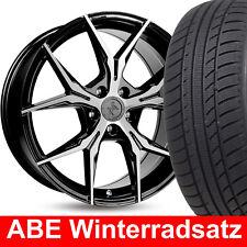 """18"""" ABE Keskin KT19 Winterräder BFP 245/45 Reifen für Audi A8 Typ 4E"""