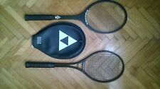 VINTAGE,70s,TWO RACKETS FISCHER PRO AND FISCHER MATCHMAKER,BEAUTIFUL