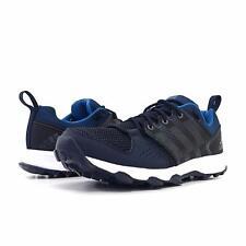NEW Adidas Galaxy Trail M Running Shoe Night Navy/Iron Metallic AQ5922 Size 8.5