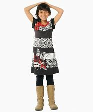 Smash Kleid Mädchen BARUTIK Kinder Dress Bambina Gewand Fille Größe/SZ 10/140