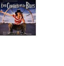 Even Cowgirls Get The Blues: [Soundtrack] Ben Mink, K. D. Lang OST Neu