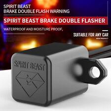 SPIRIT BEAST Motorcycle Brake Flasher LED Turn Signal Danger Light Controller