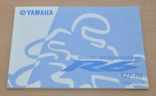 YAMAHA R6 YZF-R6 Manual du Proprietaire Bedienungsanleitung Motorrad Motor 2005