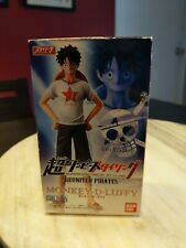 BANDAI SUPER ONE PIECE STYLING -REUNITED PIRATES- LUFFY (Normal Color) New!!