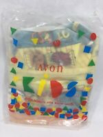 Vintage 1995 Avon Kids Noah's Ark Bath Game F236771
