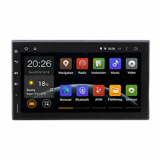 """Quad Core 1024*600 Android 7"""" Car Stereo Video Player GPS Navi Radio for Nissan"""