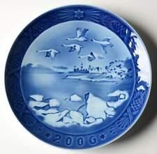 Royal Copenhagen Christmas Plate 2006 Kronborg 5488037