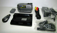 SONY Handycam DCR-SR82 HDD 60GB Digital Video Camcorder +Dock Station