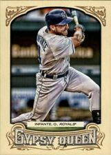 A6530- 2014 Topps Gypsy Queen BB #s 1-255 +Rookies -You Pick- 10+ FREE US SHIP
