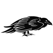 RAVEN BIRD , DECAL CAR  STICKER