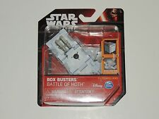 DISNEY STAR WARS BOX BUSTERS *BATTLE OF HOTH* NEW!