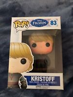 FUNKO POP DISNEY FROZEN KRISTOFF #83 NEW