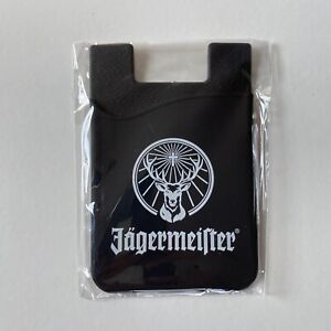 Jagermeister Black Card Holder Adhesive Sticker for Cell Phone
