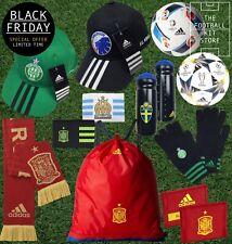 adidas Football accessories - Scarf, Bag, Wallet, Cap, Mini Ball...