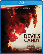 The Devil's Candy [New Blu-ray] Subtitled, Widescreen