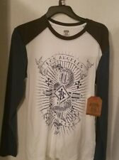 NEW Route 66 Original Clothing Co. Los Angeles Motor Club Long Sleeve T-Shirt S