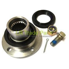 LAND ROVER DEFENDER, DISCOVERY 1 & 2 NEW DIFF DRIVE FLANGE 4 BOLT KIT - STC4858