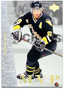 1996-97 Collectors Choice MVP - JAROMIR JAGR #43