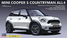 Hasegawa CD21 Mini Cooper S Countryman All4 1:24
