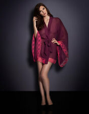 Agent Provocateur Alessia Kimono Bnwt Taille SM/MED BNWT RRP £ 395