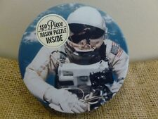 NASA SPACE STATION ASTRONAUT JIGSAW PUZZLE IN KEEPSAKE TIN. 150 PIECE