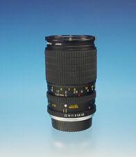 Osawa objetivamente mc 35-105mm f3.5-4.5 macro ø55mm lens para Pentax K - (202068)