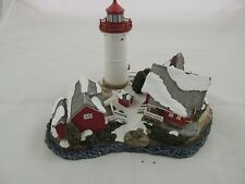 Harbour Lights  Light Houses Crossover Island New York Christmas 2002 #714