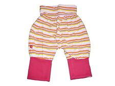 Ducky Beau tolle gemütliche Hose Gr. 62 rosa geringelt !!