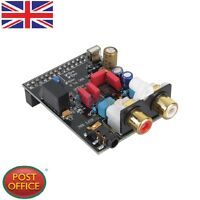Black HIFI DAC HIFI Audio Sound Card Module I2S Interface For Raspberry Pi BLJ