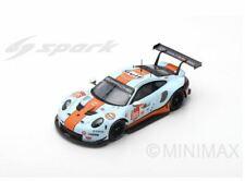 Porsche 911 RSR - Gulf - Wainwright/Barker/Preining - Le Mans 2019 #86 - Spark
