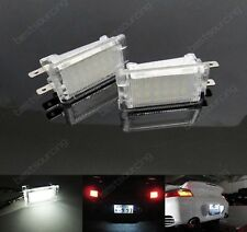 2Pcs 18 SMD LED Luggage Boot Trunk Cargo Compartment Interior Light Lamp Porsche