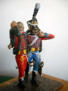 French Napoleonic Army The Drunken Hussars 1810