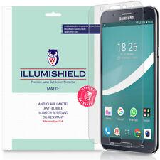 3x iLLumiShield Matte Anti-Glare Screen Protector for Samsung Galaxy J7