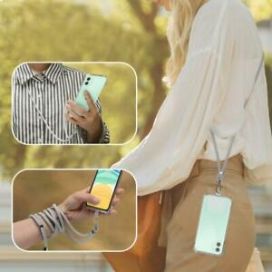 Detachable Anti Dropping Universal Phone Lanyard Unisex Adjustable Neck Cord