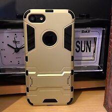 Rugged Urban Shield ad alto impatto balistico Element Case Gold Apple iPhone 7 PLUS
