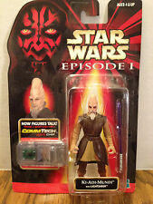 STAR WARS EPISODE I, KI-ADI-MUNDI COMM TECH. NEW, UNOPENED.
