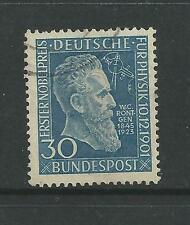 WEST GERMANY # 686 Used NOBEL PRIZE FOR PHYSICS (2111)