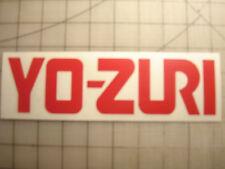 Yozuri Decal Window Sticker
