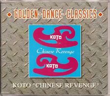 KOTO Chinese Revenge 5INCH CD single ITALO
