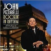 Rockin' in Rhythm: A Tribute To Duke Ellington, John Pizzarelli, Audio CD, New,